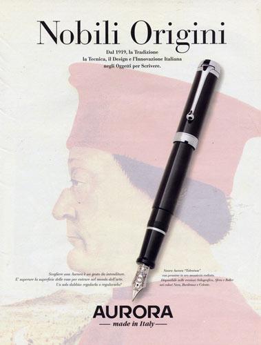 Nobili Origini. Campagna Aurora 1997