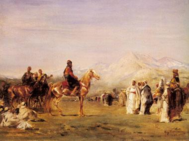 orientalismo  Scheda didattica 19, di Giulia Grassi - Alipes. Arte e cultura nella ...